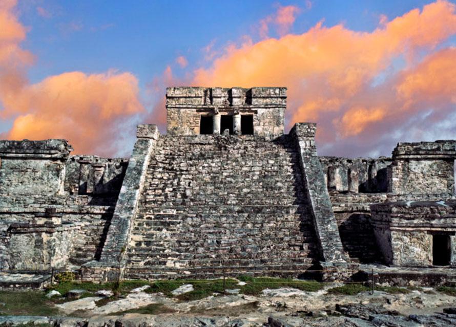 mayan tour maska ruins