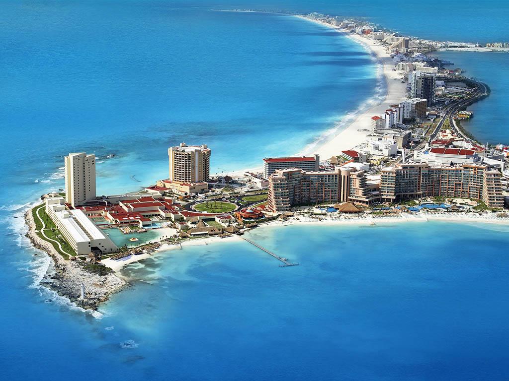 Zona Hotelera Cancún
