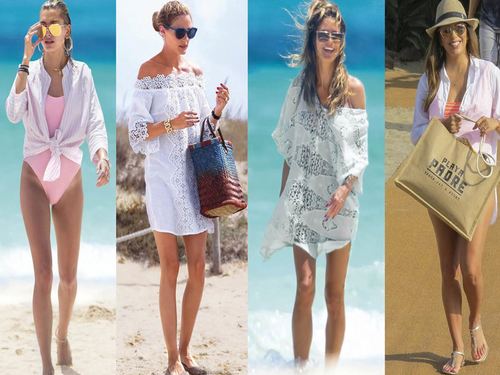 Ideal clothes for the Riviera Maya women