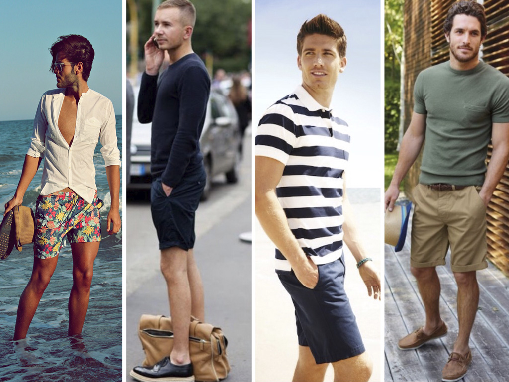 Ideal clothes for the Riviera Maya Men