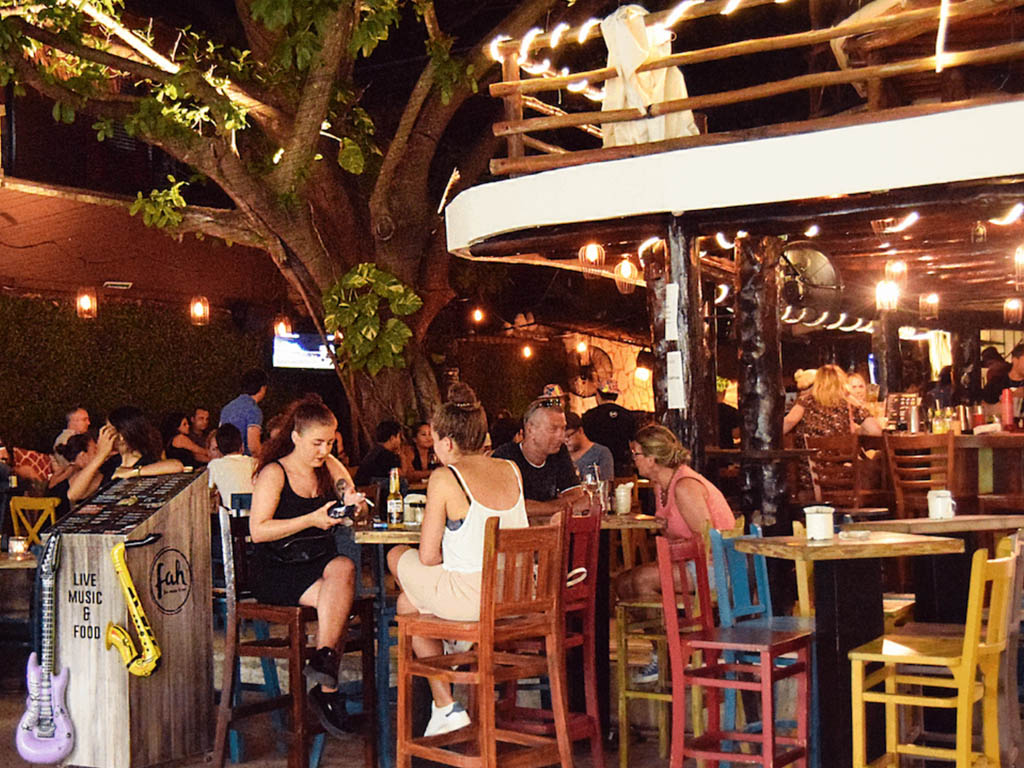 Restaurants of the Riviera Maya