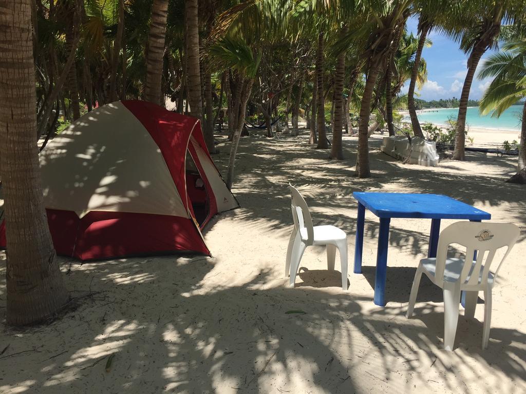 Sian Ka'an Camping