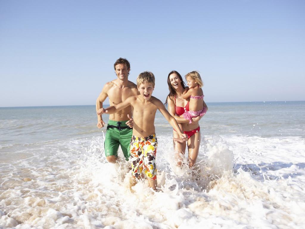 Travel to Riviera Maya with children