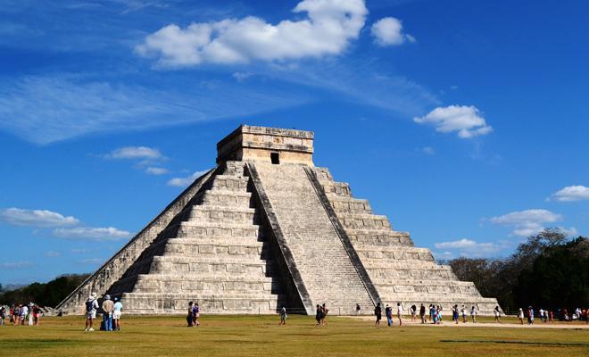 Tour a la Riviera Maya de Chichen Itza